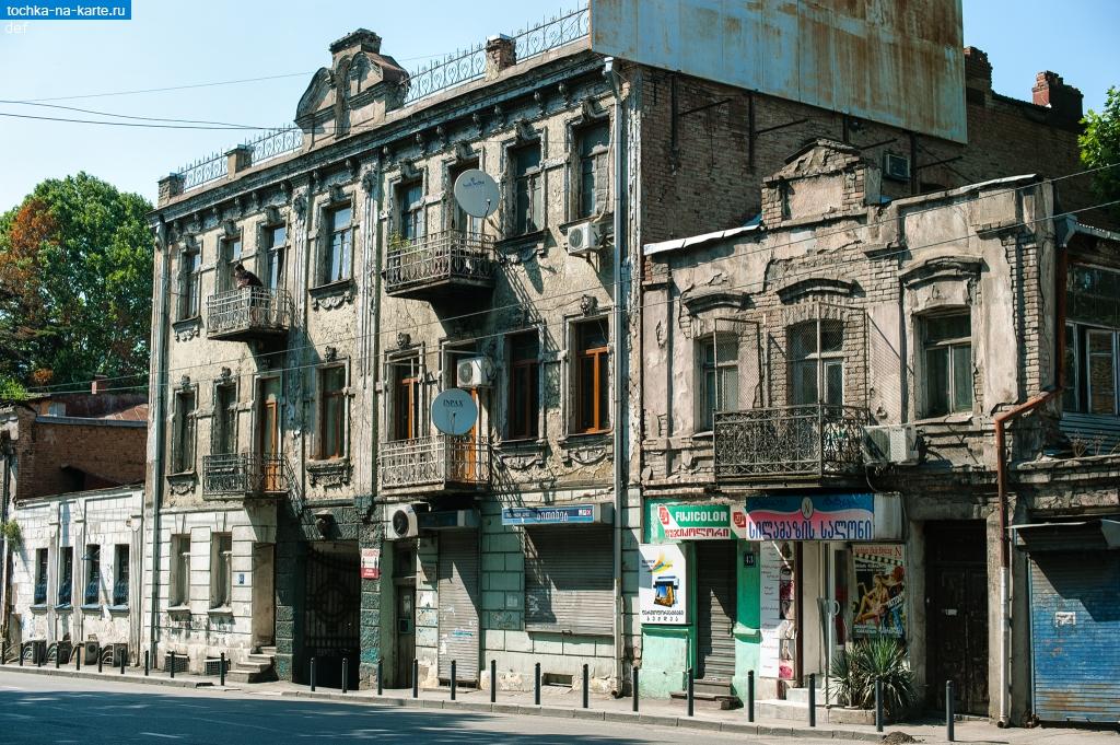 Дом в тбилиси квартиры в испании на побережье недорого купить