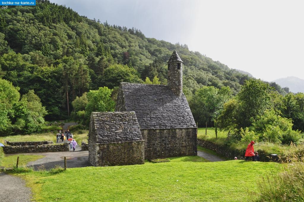 Кухня Святого Кевина в монастыре Глендалох.
