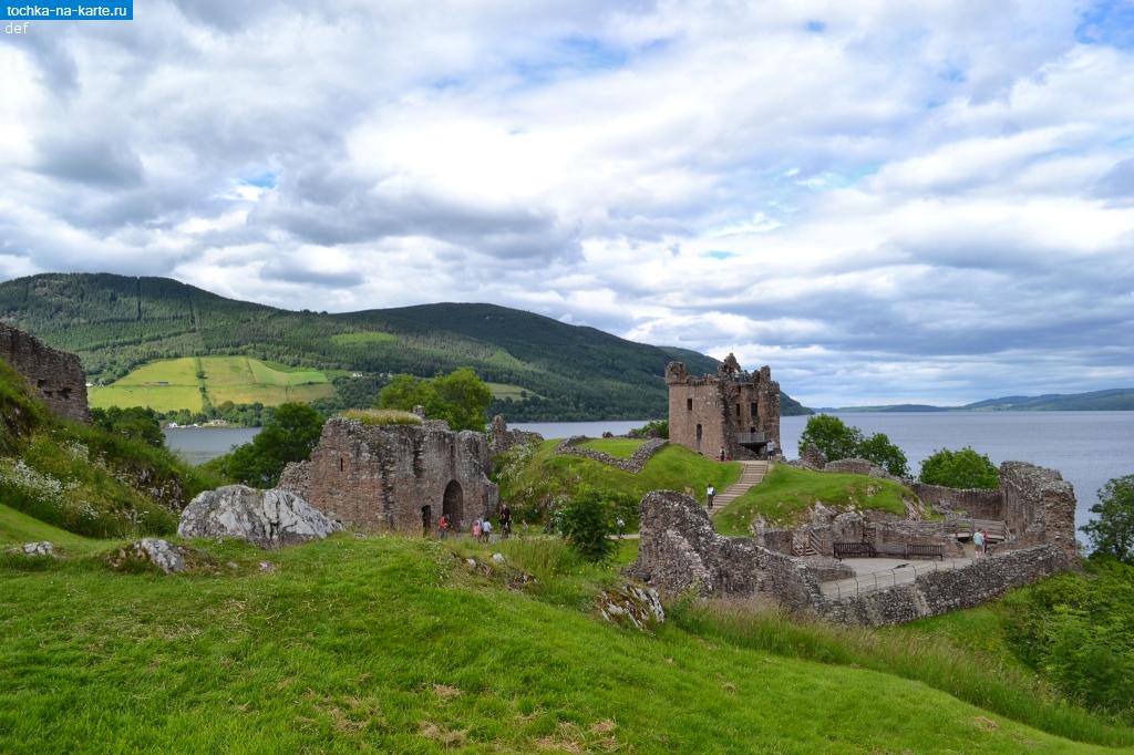 def - Замок Аркарт, Шотландия