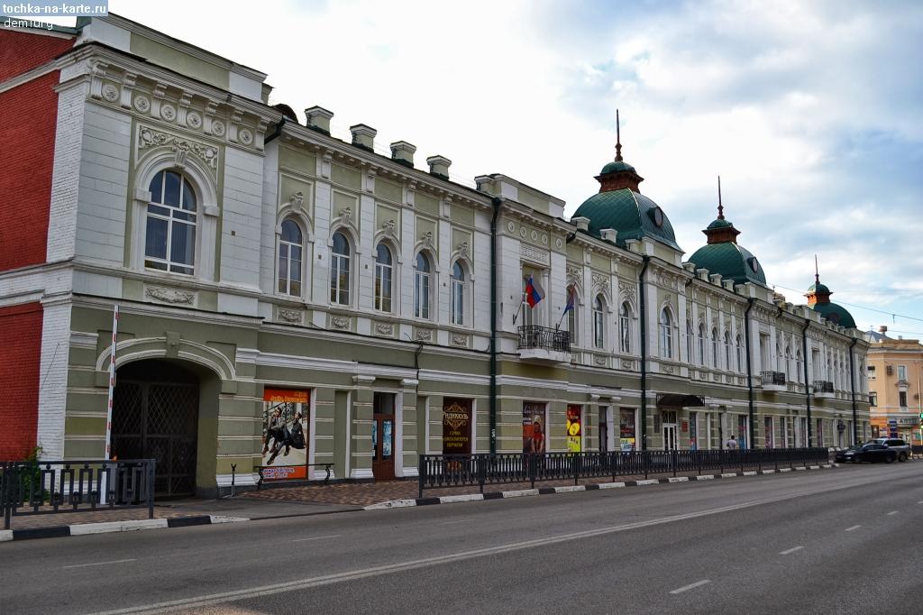 ... область. Дом Шорошорова в Тамбове: tochka-na-karte.ru/modules/travel/photo.php?id=361