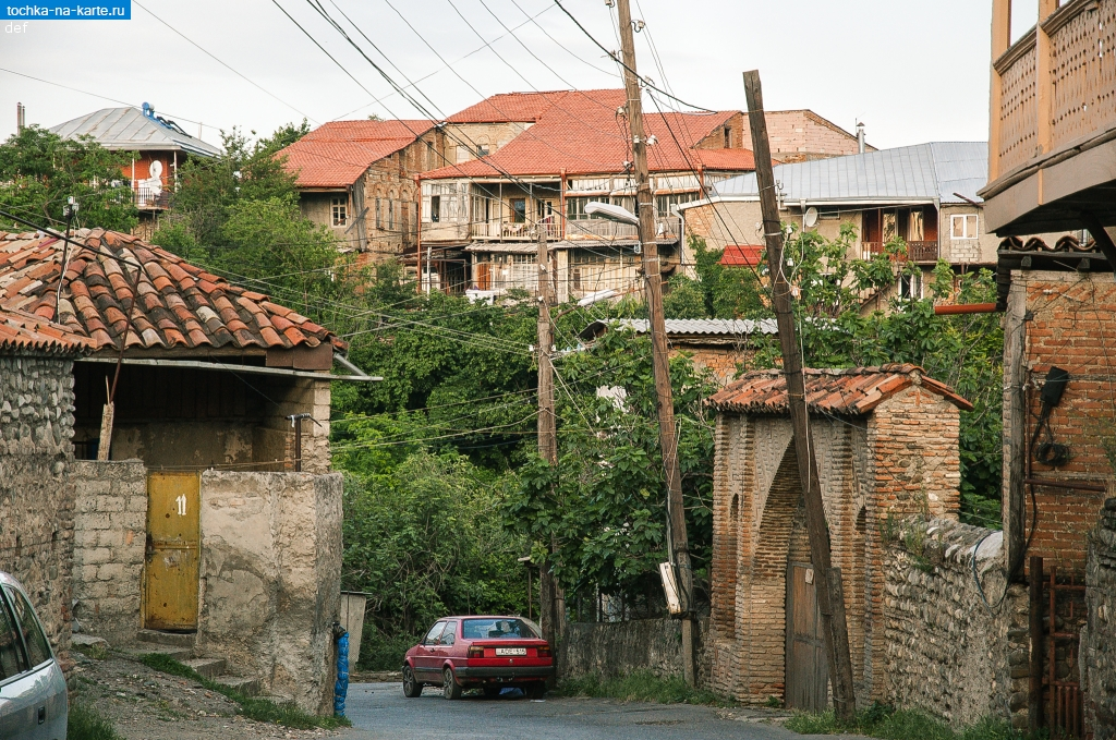 фото грузия телави