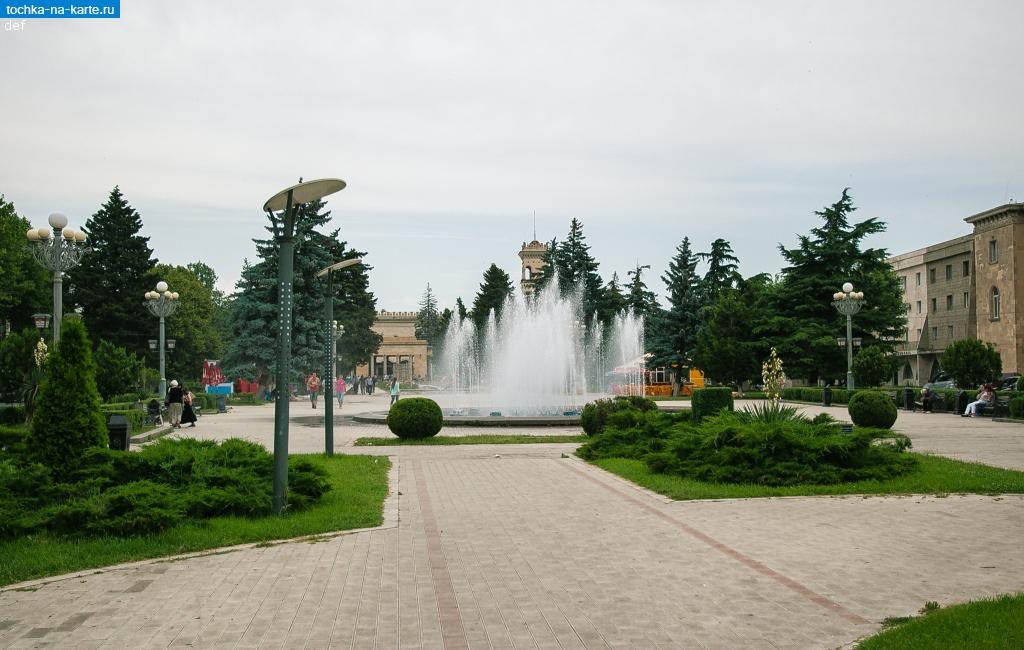 знакомства в гори грузия